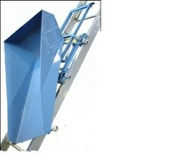 Geda dump body with tilting Rotary