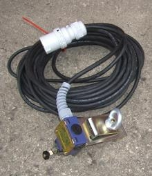 Geda limit switch with 21m cable