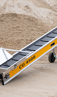 Baron CCU4500Conveyor